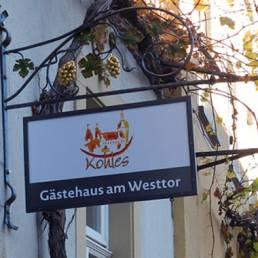 Slider Gästehaus Westtor